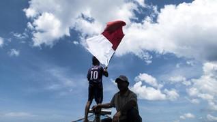 Singapura Selamatkan Empat TKI Ilegal di Pedra Branca