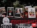 Konflik Rohingya, Jokowi Ditantang Putus Diplomatik Myanmar