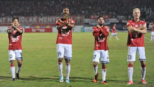 Bali United Mulai Renovasi Stadion I Wayan Dipta Tahun Depan