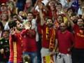 Dua Gol Isco Bawa Spanyol Unggul atas Italia di Babak Pertama