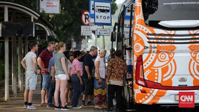 Turis Muslim Jalani Puasa, Jumlah Wisman Ramadan Turun