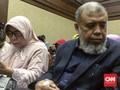 Jelang Vonis Kasus Suap, Patrialis Akbar Banyak Berdoa
