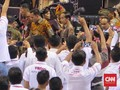Undang Presiden, Projo Ingin Jokowi 'Aman' Hingga 2024