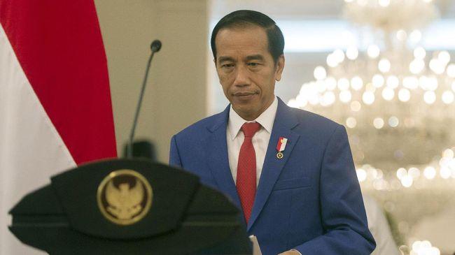 Jokowi Tagih Janji Kapolri Tuntaskan Kasus Novel Baswedan