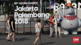 Indonesia Dikunjungi 1,54 Juta Wisman Sepanjang Juli 2018