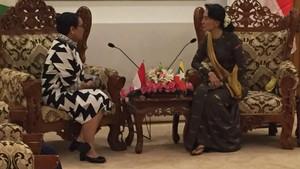 Menlu RI Desak Myanmar Jamin Keamanan Etnis Rohingya