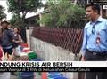 Warga Bandung Sulit Mendapat Air Bersih