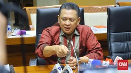 Jabat Ketua DPR, Bamsoet Diminta Perbarui Laporan Harta