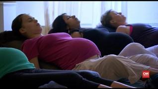 VIDEO: 'Morning Sickness' Akut Bisa Bahayakan Ibu Hamil