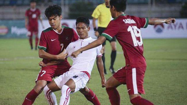Susunan Indonesia vs Vietnam: Indra Pakai Formasi Andalan