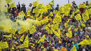 Pengamat MotoGP: Saatnya Fan Rossi Mendukung Marquez