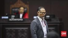 Temui Anies, Bambang Widjojanto Akui Tak Bahas Tim Gubernur