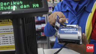 BI Minta Merchant Tak Kenakan Biaya Transaksi Kartu