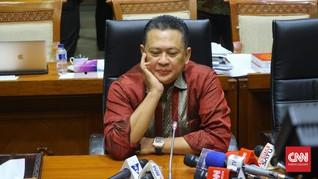 Bamsoet Klaim Rekomendasi Pengawas KPK Tak Pernah Hilang