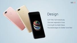 Xiaomi A1, Ponsel Flagship Rp 3 Jutaan dengan Kamera Ganda