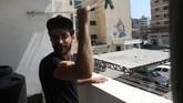 Butuh bertahun-tahun untuk mengubah persepsi publik tentang hip hop di Jalur Gaza yang konservatif, yang dikuasai gerakan Hamas pada 2007, dari pasukan yang setia hingga Presiden Palestina yang disokong oleh Barat, Mahmoud Abbas. (REUTERS/Mohammed Salem)
