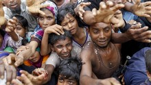 Bangladesh Klaim Rohingya Sudi Pindah ke Pulau Penampungan