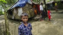Cemas Virus Corona di Kamp Pengungsian Rohingya