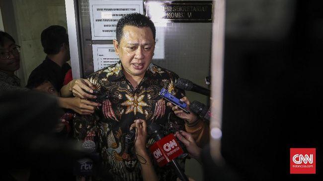DPR dan UKP-PIP akan Tinjau Legislasi terkait Pancasila