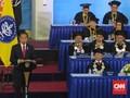 Jokowi Sindir Lulusan IPB Banyak Kerja di Bank daripada Sawah