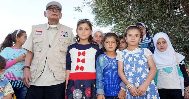 KNRP Tebar Kurban Hingga ke Aleppo