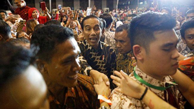 Jokowi soal Freeport: Sana <i>Win</i>, Sini <i>Win</i>
