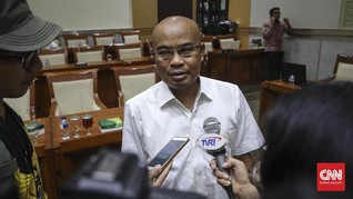 DPR Buka Kemungkinan Tolak Calon Hakim Agung Usulan KY