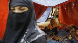PBB Tak Sepakat Rohingya Dikirim ke Pulau Bangladesh