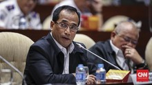 Cerai dengan Garuda, Menhub Tagih Laporan Keuangan Sriwijaya