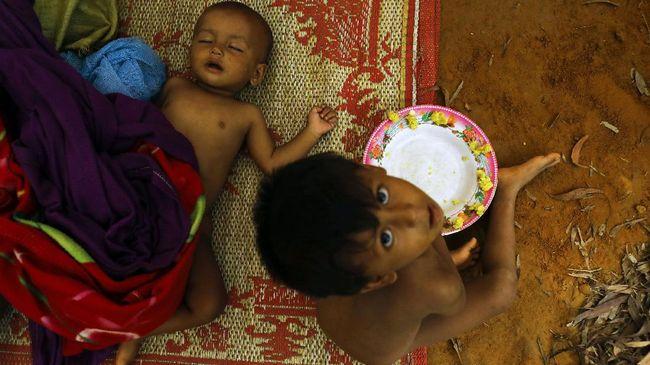 PBB Sebut Rohingya jadi Korban Pemusnahan Etnis