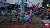 Salah satu pengunjung mengatakan kalau ia bersyukur ada Taman Kalijodo, sehingga anaknya bisa tumbuh besar dan tidak terbayangi masa lalu tempat kelahirannya yang suram.