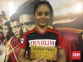 Keponakan Nova Widianto Raih Tiket ke Final Audisi Djarum