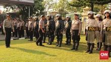 Personel Gabungan TNI-Polri Amankan Sidang PK Ahok
