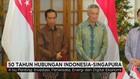 50 Tahun Hubungan Bilateral Indonesia-Singapura