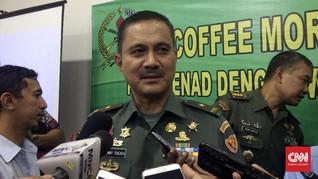 TNI AD Dalami Kasus Pembunuhan Anggota Kostrad