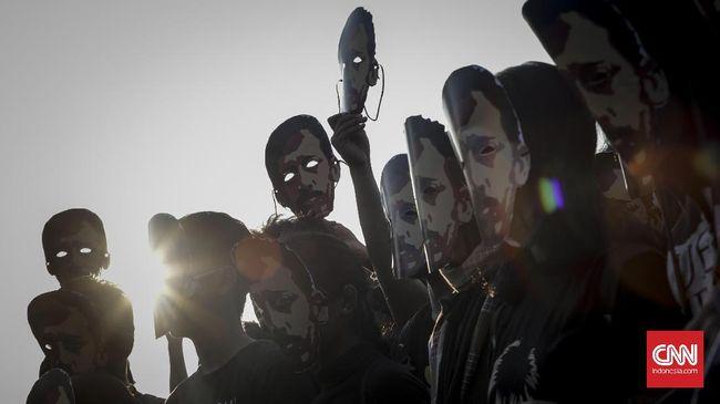 Wiranto: Bicara Munir Jangan Tanya Saya