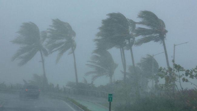 Seluruh Kawasan Florida dalam Peringatan Darurat Badai Irma