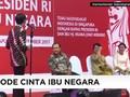 VIDEO: Kode Iriana Agar Jokowi Rapikan Rambut