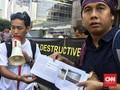 JATAM Dorong Pemilu 2019 Bersih dari Bisnis Batu Bara