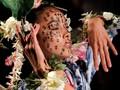 FOTO: Peragaan Nyentrik Desigual di New York Fashion Week