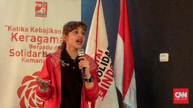 PSI Keok di Pemilu, Tsamara Mengaku Perjuangan Tak Sia-sia