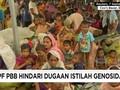 VIDEO: TPF PBB untuk Rohingya Sulit Tembus Myanmar