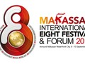 Makassar International Eight Festival and Forum Resmi Dibuka