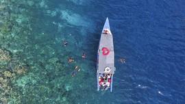 FOTO: Morotai, Mutiara di Bibir Pasifik