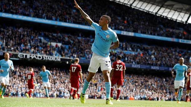 Foto: Momen-momen Kunci Manchester City ke Takhta Juara