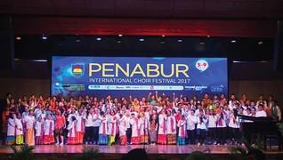 One Voice dari Purwokerto Memenangi PICF 2017