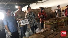 Polda Jateng Gagalkan Penyelundupan 20,9 Ton Merkuri