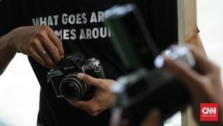 FOTO: Eksistensi Kekinian Kamera Lampau