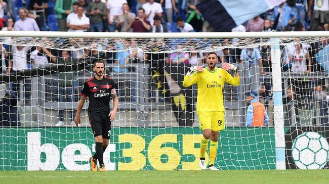 Bonucci: Kekalahan dari Lazio Harus Jadi Tamparan untuk Milan