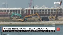 VIDEO: Moratorium Dicabut, Reklamasi Teluk Jakarta Dikebut